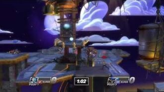 PS All-Stars Battle Royale History - Alden's Tower (Stage)