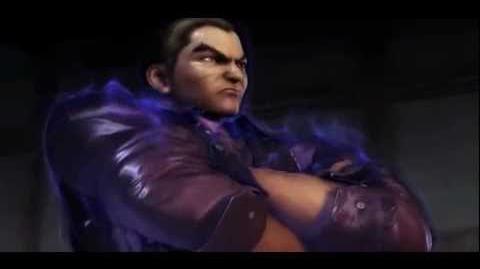 Video Tekken Blood Vengeance Devil Jin Vs Devil Kazuya Vs
