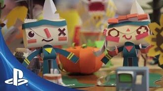 Tearaway - Story Trailer
