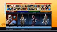 Playstation all stars battle royale current rosteruve