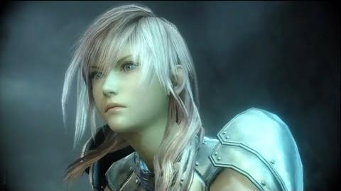 Lightning calls Odin - Final Fantasy XIII-2 Gameplay (Xbox 360)