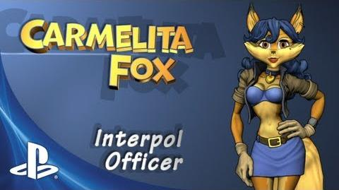 Sly Cooper Thieves In Time™ - Carmelita's Love Connection