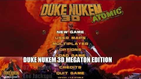 Duke Nukem 3D Megaton Edition Soundtrack (60 Tracks)