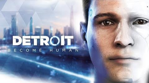 Connor's Story (Detroit Become Human) 4K Ultra HD