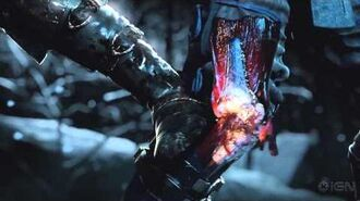 Who's Next - Official Mortal Kombat X Announce Trailer