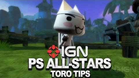 Seth Killian's Toro Tips & Tricks - PlayStation All-Stars