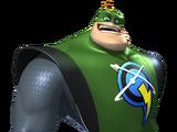 Captain Qwark