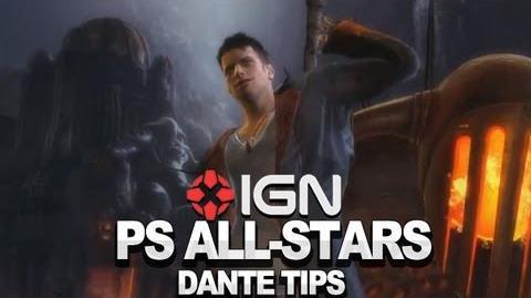 Seth Killian's Dante Tips & Tricks - PlayStation All-Stars