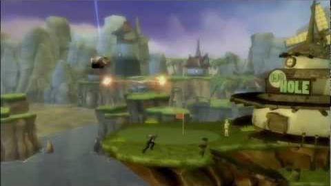PlayStation All-Stars Battle Royale - Evil Cole MacGrath Trailer - PS3 PS Vita