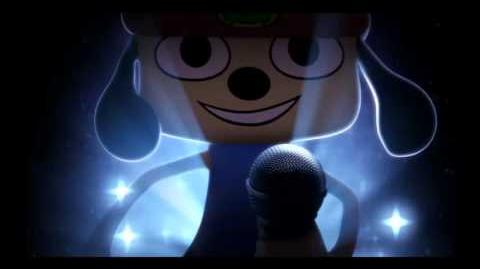 Playstation All Stars Battle Royale Parappa VO