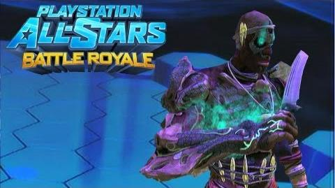 "Playstation All Stars Battle Royale Emmett Graves ""Outlaw"" Costume Review (Commentary) (PS3)"