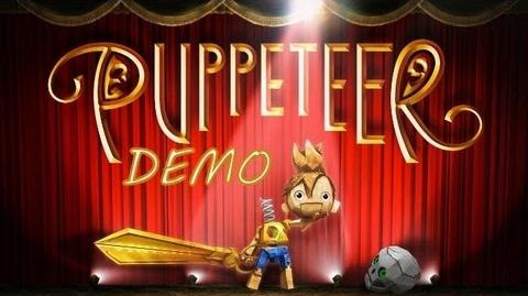 Puppeteer - PS3 - DEMO - 1080P - Gameplay - Really Amazing!