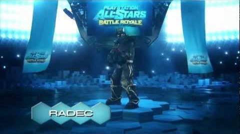 PlayStation® All-Stars Battle Royale™ - Radec