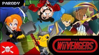 The Wiivengers - A Marvel Nintendo-Verse Mashup (Parody)