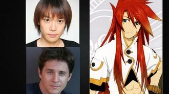 Video Game Voice Comparison- Luke fon Fabre (Tales of Abyss)