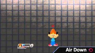 Playstation All-Stars - Parappa Moveset