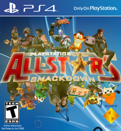 PlayStation All-Stars Smackdown