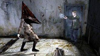 Silent Hill 2 Boss Pyramid Head