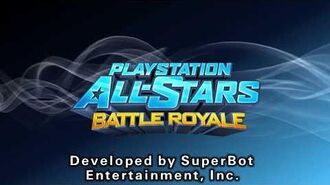 PlayStation All-Stars Battle Royale - PS3 - Credits