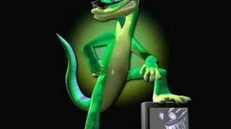 Gex Enter the Gecko OST - Menu