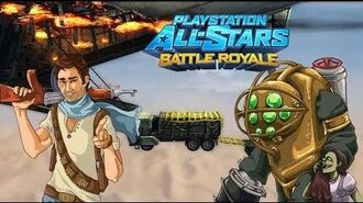 PlayStation All-Stars Battle Royale History - Stowaways (stage) (Remastered)