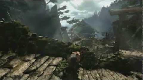 Tomb Raider - Gameplay Walkthrough E3 2012 Demo HD (Xbox 360 PS3 PC)-0