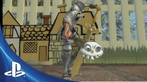 PlayStation® All-Stars Battle Royale™ - Sir Daniel Fortesque