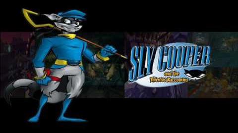 Sly Cooper Soundtrack Police HQ Carmelita Alarm Trip