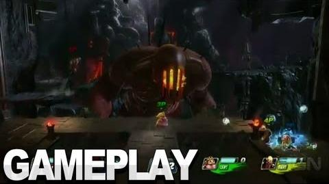 PlayStation All-Stars Battle Royale - Hades Gameplay
