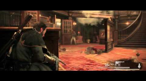 The Order 1886 New Gameplay - 15 minutes 1080p