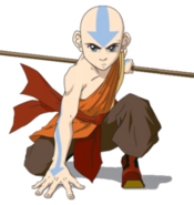 Battle Aang