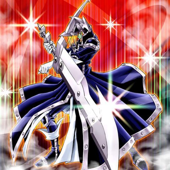 Silent Swordsman (YuGiOh!) | PlayStation All-Stars