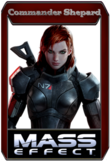 Commander Shepard (Femshep) icon