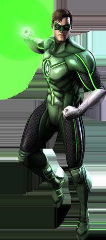 Green Lantern 1