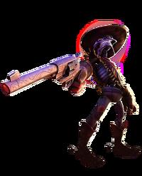 Gunstringer Kinect