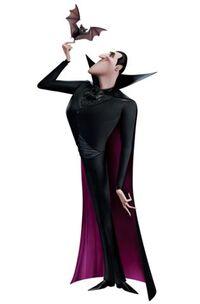 Dracula full body