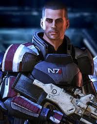 Commander John Shepard