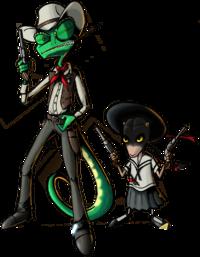 Rango & Priscilla
