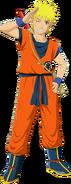 Goku Naruto Render