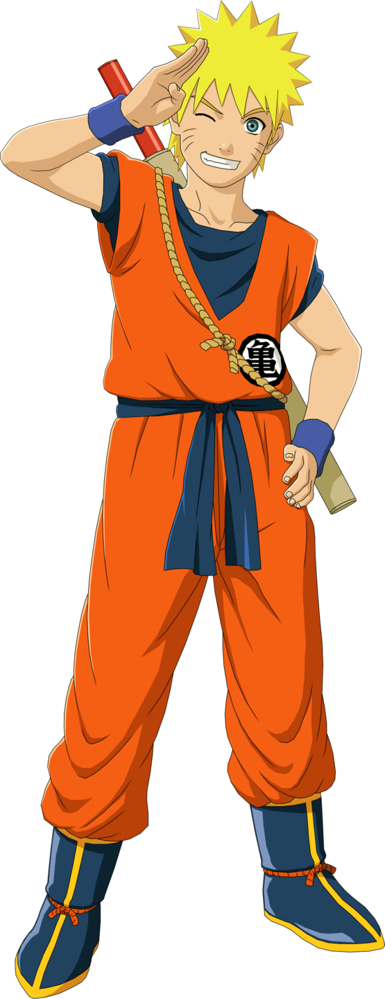 Goku Costume(Naruto)  sc 1 st  PlayStation All-Stars FanFiction Royale Wiki - Fandom & Goku Costume(Naruto) | PlayStation All-Stars FanFiction Royale Wiki ...
