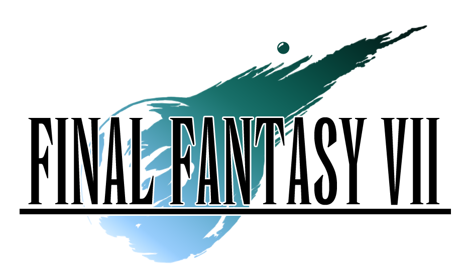 Image result for final fantasy 7 logo