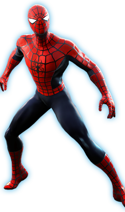 Spider-Man | PlayStation All-Stars FanFiction Royale Wiki