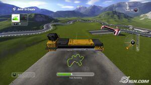 Modnation Racers Level Editor