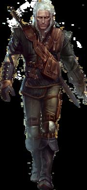 Geralt the witcher 2