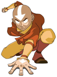 Aang Air Scooter
