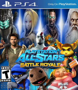 PSASBR PS4 Version