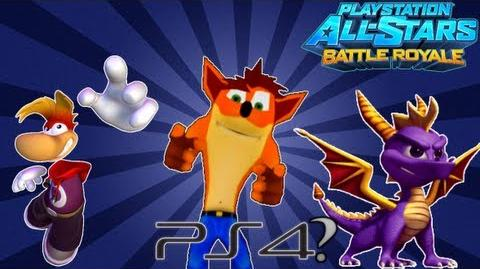 PS-All Stars 2 Coming To The PS4?