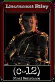 Lieutenant Riley icon