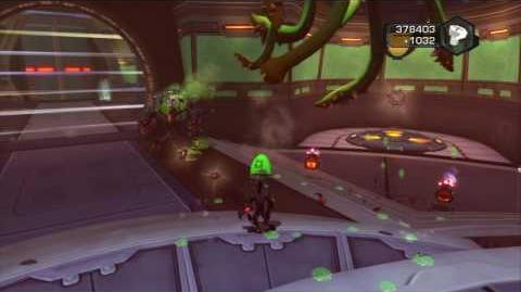 Ratchet and Clank - A Crack in Time - 138 - Nefarious Space Station, pt