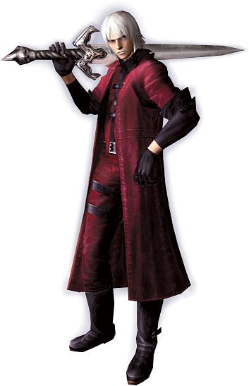 Dante costume dmc3